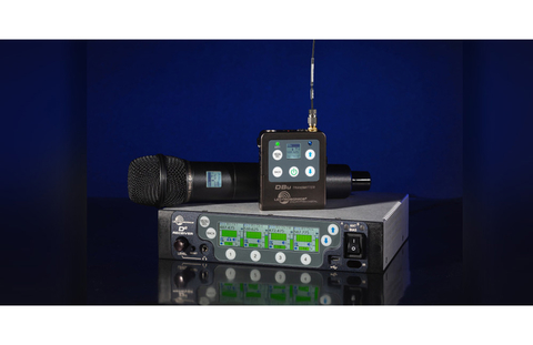 Lectrosonics D Squared Wireless System