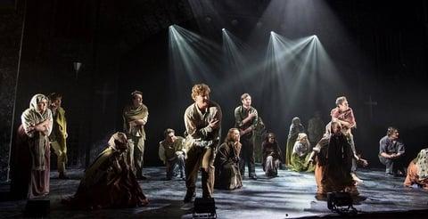 Tom Willis Calls On CHAUVET Professional To Accent Emotions Of Les Misérables