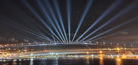 """Massive Productions """"Lights The Sky"""" Over Curaçao With CHAUVET Professional"""
