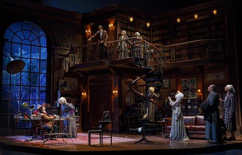 My Fair LadyLincoln Center Theater