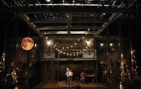 A Midsummer Night's Dream, Arden Theater, 2017