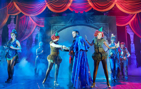 Theatre Production Winner: Magic To Do