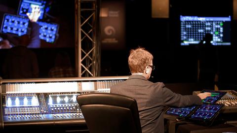 Meyer Sound Spacemap LIVE spatial mixing platform