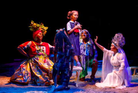 Once On This Island photo by Joan Marcus
