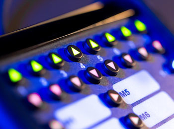 Outboard TiMax immersive audio and show control systems