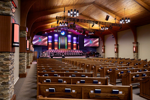 Chauvet Professional At South Haven Baptist