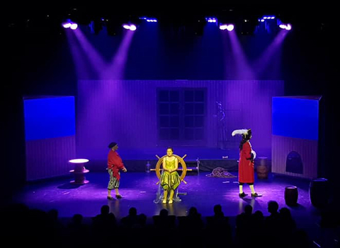 Show Systems Australia Updates Parkland HS Theatre's Lighting System With CHAUVET Professional Maverick Fixtures