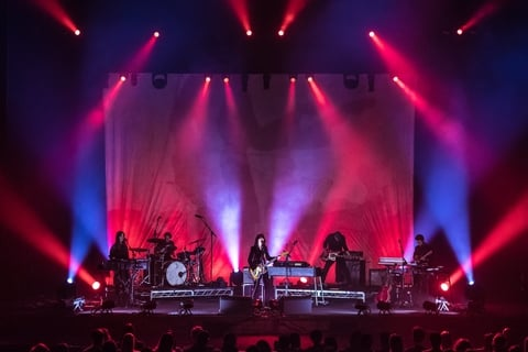 Sam Parker And CHAUVET Professional Reflect Sharon Van Etten's Evocative Music On Tour