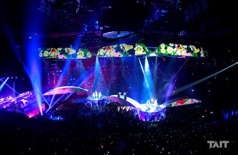 Lady Gaga - Joanne World Tour 2017