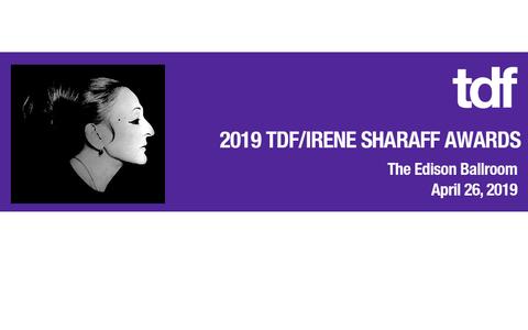 2019 TDF/Irene Sharaff Awards