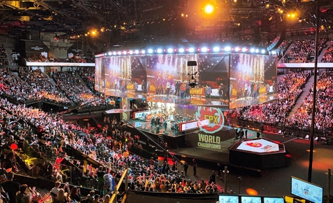 TSL Lighting Supplies 'Biggest Event in History of Esports'