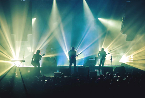 Lenny Sasso Captures Mystique of Thrice's Vheissu 15th Anniversary Tour with CHAUVET Professional