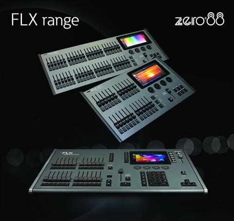 Zero88 at LDI 2018 FLX range.jpg