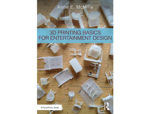 anne e mcmills new book 3D printing