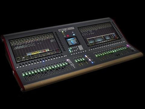Cadac CDC audio console sidecar