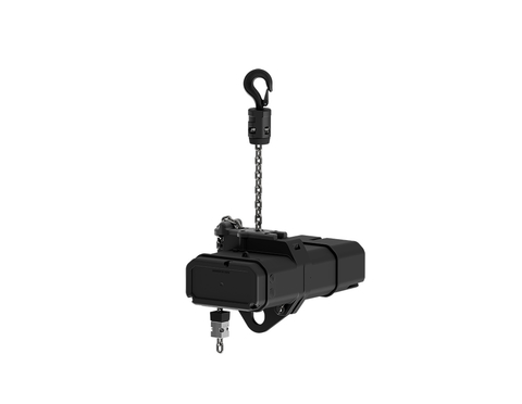 ChainMaster 1-Ton Hoist With Dual Brake