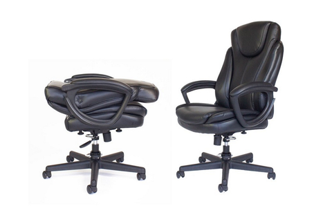 Cozy Roadie Executive Office Chair-In-A-Box