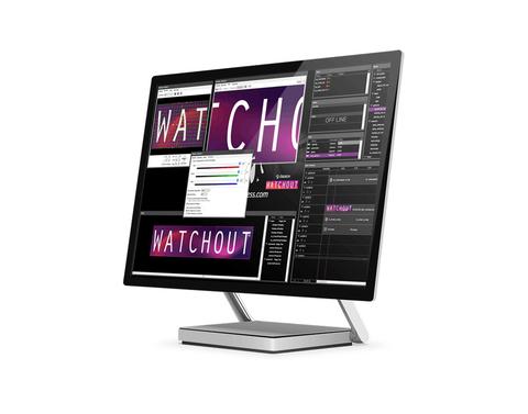 Dataton Watchout 6.5