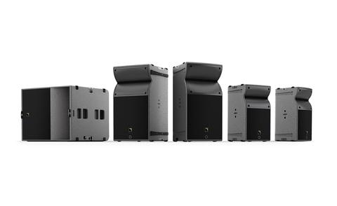 L-Acoustics ARCS scalable rental solutions