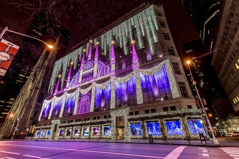 saks winter palace