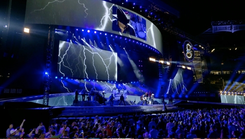 Garth Brooks Yankee Stadium Live Property of Garth Brooks and 8Ten Inc