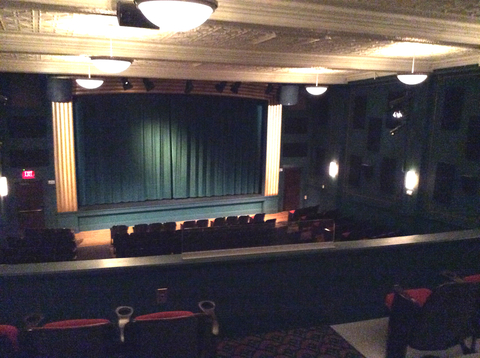 The Strand Theatre has been entertaining audiences in Rockland Maine since 1923 To provide superior sound reinforcement for its diverse programming the Strand Theatre upgraded their system with Fulcrum Acoustic highefficiency fullrange coaxial horn systems