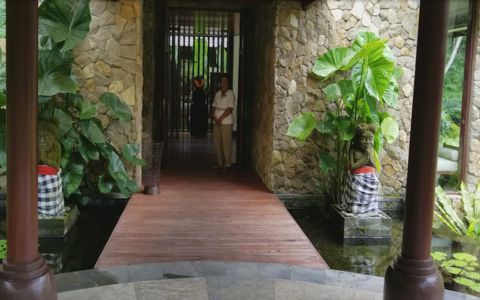 Mandapa Spa at the Ritz-Carlton Reserve Bali