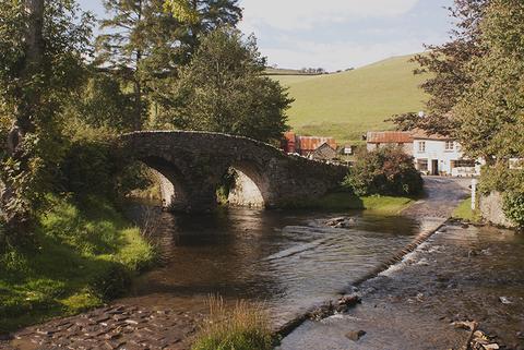 Exmoor England