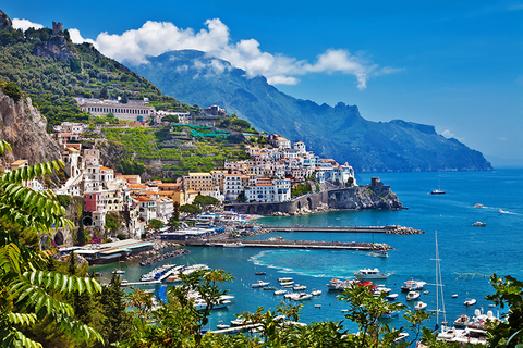 Positano Amalfi Coast Italy Photo By Freeartist Istock Getty Images Plus