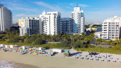 Keith Butz brings 24 years of leadership experience in hotel management and operations to Miami Beach.