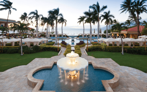 Four Seasons Maui and Wailea