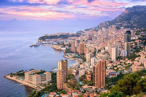 Monte Carlo Monaco - Xantana/iStock Getty Images/Plus/Getty Images