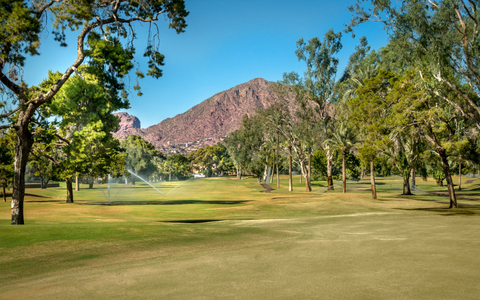 Camelback AZ Golf Course - BCFC/iStock / Getty Images Plus/Getty Images