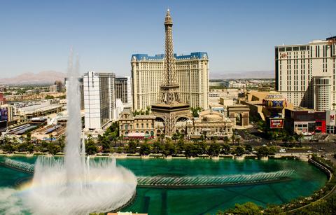 Paris Las Vegas- HaoZhu/iStock/GettyImagesPlus/GettyImages