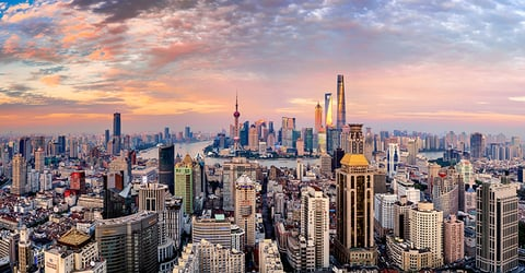 Shangai Skyline - lesleywang2015/iStock/Getty Images Plus/Getty Images
