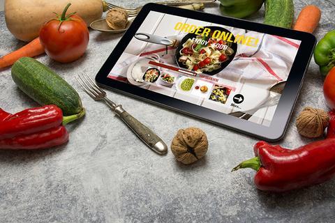 iPad Online Order