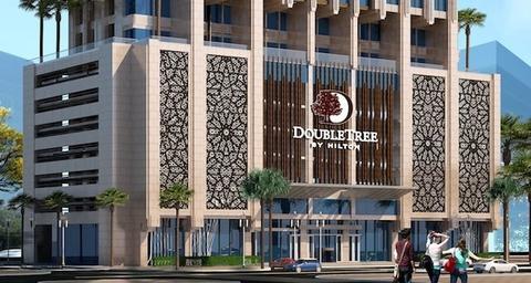$43 billion DoubleTree by Hilton hotel in Sharjah