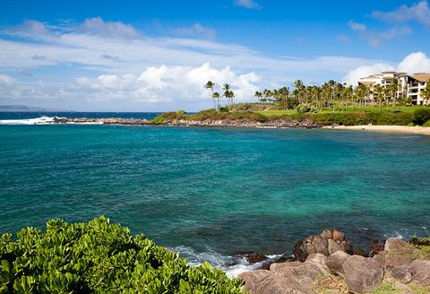 Kapalua Beach, Maui, Hawaii