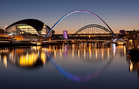 Newcastle England