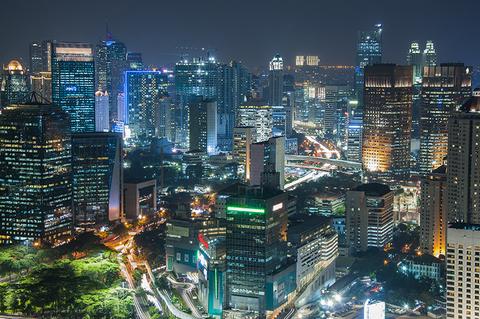 Jakarta, Indonesia Raffles Jakarta