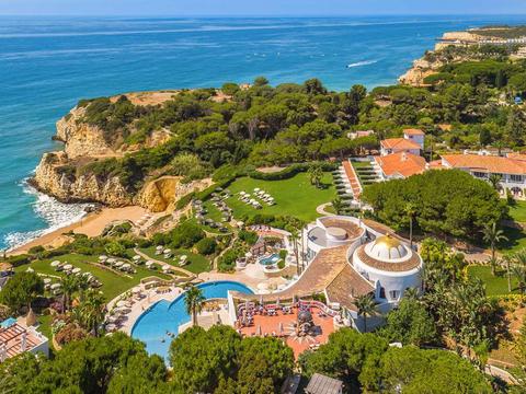 Aerial view of VILA VITA Parc Resort