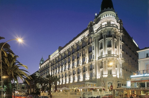 Intercontinental Carlton Cannes Preps For Renovation