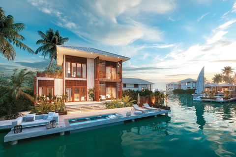Give back in luxury - Belize