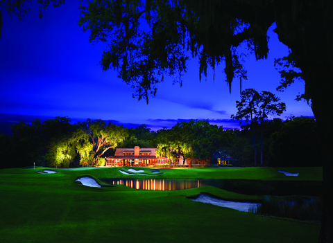 The May River Golf Course - Montage Palmetto Bluff