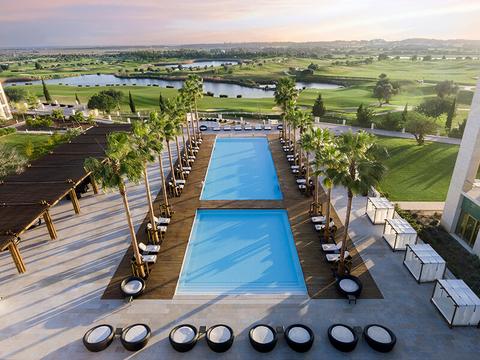 Anantara Vilamoura Algarve Resort Main Pool - editorial only