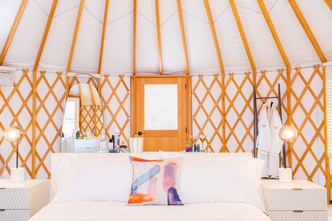 Last Chance: W Hotels Offers Luxury Yurts, Tickets For Coachella