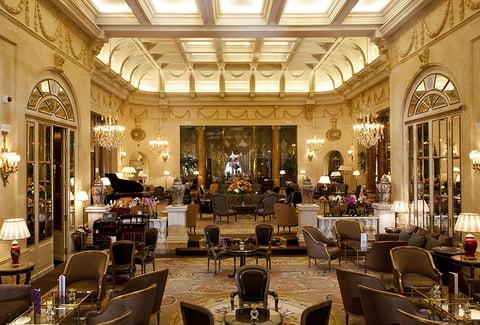 Hotel Ritz Madrid Hall