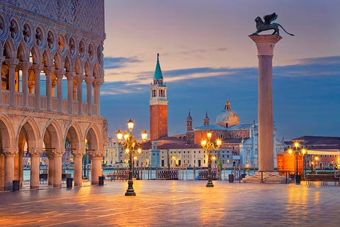 Venice RudyBalasko/iStock / Getty Images Plus/ Getty Images (Edit Only)