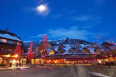 Whistler Village Canada