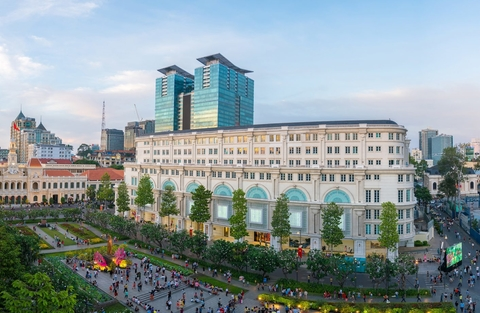 Mandarin Oriental Hotel Group will manage the new Mandarin Oriental, Saigon  in Vietnam, slated to open in 2020.